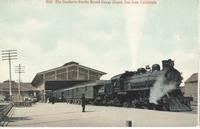 Southern Pacific Broad Gauge Depot, San Jose, Calif.
