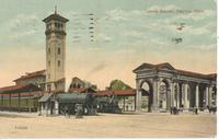 Union Station in Dayton, Ohio