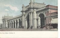 Union Station in Columbus, Ohio