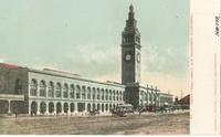 Union Ferry Depot, San Francisco, Calif.