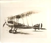 Royal Aircraft Factory R.E.8 biplane