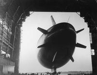 ZMC-2 First All-Metal Dirigible Flies Safely!