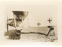 Albatros D.XI fighter biplane