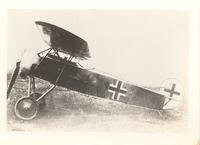 Fokker D.VIII German fighter aircraft