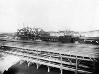 C. O. 181 Pennsylvania Railroad Company Bridge during construction