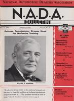 NADA Bulletin, Vol. 13, No. 05