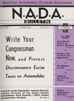NADA Bulletin, Vol. 13, No. 08