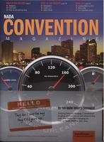 NADA Convention Magazine, 2014 New Orleans