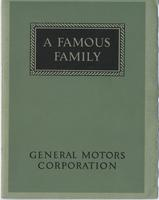 A Famous Family, General Motors Corporation