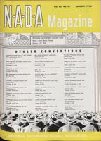 NADA Magazine, Vol. 22, No. 10