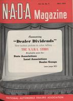 NADA Magazine, Vol. 22, No. 09