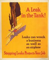 A Leak In The Tank!