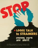 Stop Loose Talk to Strangers
