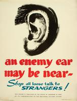An Enemy Ear May Be Near