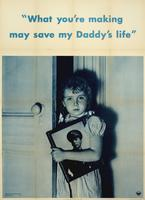 What You're Making May Save my Daddy's Life