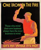 One Iron In The Fire