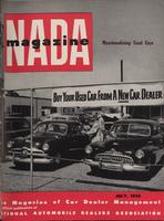 NADA Magazine, Vol. 25, No. 09