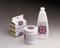 Products from the Astonish cleaning collection