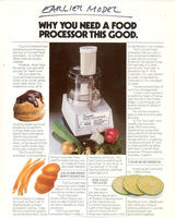 Why you need a food processor this good.