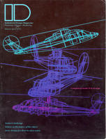 Cover and index of Industrial Design Magazine