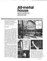 ILZRO House Magazine Article