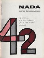 NADA Magazine, Vol. 30, No. 12