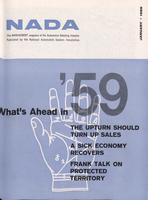 NADA Magazine, Vol. 31, No. 01