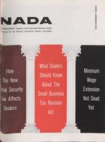 NADA Magazine, Vol. 30, No. 11