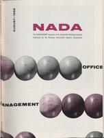 NADA Magazine, Vol. 30, No. 08