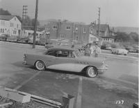 1955 flood at Coatesville, Pa.