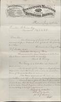 Allan Pinkerton and R. J. Linden to F. B. Gowen, 1880-01-29