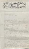 Allan Pinkerton and R. J. Linden to F. B. Gowen, 1880-09-22