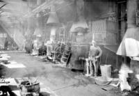 Machine shop interior, brass foundry