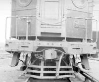 DD1 electric engine #2056, lower end view for G151 instruction book