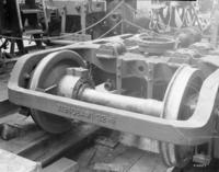 Westinghouse axle stress tests