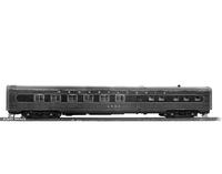 D82CR dining car #4507 built by American Car and Foundry Company