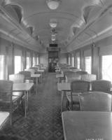 Air conditioned dining car #4487 class 2D