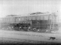 P5a electric eng #4755, side view
