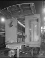 MP54E6 multiple unit coach, under construction