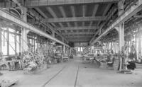 Machine shop, general view, at Juniata, Pa., shops