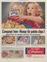 Company's Here - Hooray for Potato Chips : Here's Why All Snacks Are Best in Cellophane