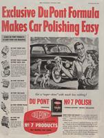 Exclusive DuPont Formula Makes Polishing Easy! : DuPont # 7 Products for Better Car Care
