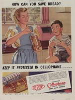 How Can You Save Bread? Keep It Protected in Cellophane ...