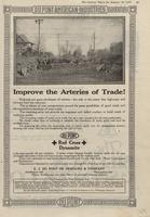 Improve the Arteries of Trade! : DuPont Red Cross Dynamite