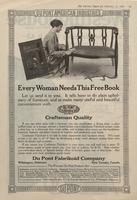 Every Woman Needs This Free Book : DuPont Fabrikoid