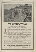 Trapshooting : The Sport Alluring for Men and Women