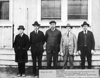 Superintendents and assistant superintendents of the power and maintenance department