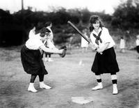 DuPont Company Girl's Baseball League
