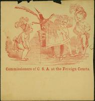 Commissioners of C.S.A. at the Foreign Courts