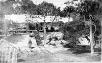 General Gillmore's headquarters, Folly Island
